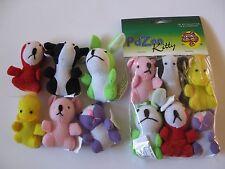 Cat toy lot 12 Animal Catnip Brand New in Pack