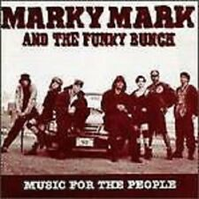 "MARKY MARK & THE FUNKY BUNCH  ""Music For The People"" CD"