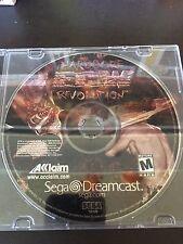 ECW: Hardcore Revolution (Sega Dreamcast, 2000)