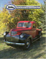 1942 Pickup - Generator & Distributor Magazine Volume 47, #10 October 2008