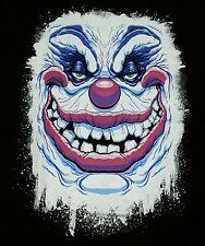 """""""Killer Klowns"""" From Outer Space Klownzilla Men's XXXL Shirt Teevillain"""
