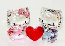Swarovski Original Figurine Hello Kitty & Dear Daniel 5428570 New