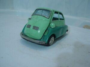 Isetta tin car