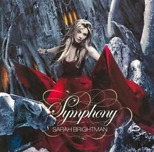 Sarah Brightman - Symphony 16 tracks RARE EE EDITION