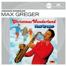 Max Greger - Jazz Club-Christmas Wochristmas Wonderland [New CD] Germany - Impor
