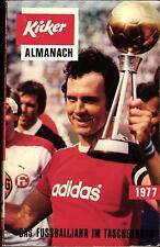 Estrattore scatto Almanacco 1977 - Il Anno di calcio im Libro tascabile