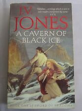 A Cavern of Black Ice by J. V. Jones (pbk) bk1 Sword of Shadows