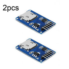 2pcs SPI Reader Micro SD Memory Card TF Memory Card Shield Module for Arduino