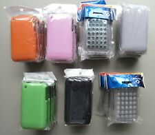 90 x Case for Apple iPhone 3g 3GS Cases Lot Hard Cover Front Back Color NEW