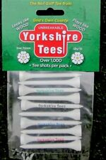 "Xmas Golf Gift from Yorkshire ""Yorkshire Tees"" from Gods own County⛳️🎅🏻"