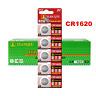 Lots 5PCS 3V CR1620 DL1620 ECR1620  Alkaline Button Cell Coin Battery Batteries