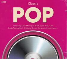 CLASSIC POP - VARIOUS ARTISTS (NEW SEALED 3CD) Dusty Springfield,Chic,Coldplay