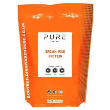 500 G Riz Brun 80% Poudre de Protéine | Pure Végétalien & Végétarien Protéines