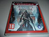 Assassins Creed Rogue PS3 NEW