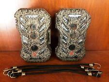 2626B Qty 2 Used Wildgame SC20i20-7 Silent Crush Cam 20 MP Trail Camera