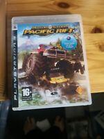 MotorStorm: Pacific Rift (Sony PlayStation 3, 2008) - European Version