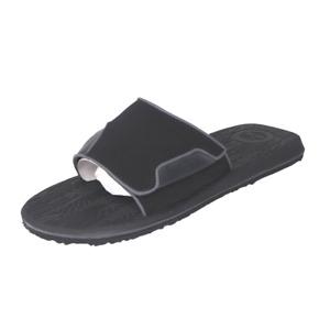 Timberland Mens Sandals Cabo Slide Retro Black Leather 40528 M Vintage Athletic