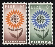 Ireland 1964 Europa set Sc# 196-97 NH