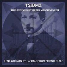 Tsidmz rene guenon et la tradición primordiale CD digipack 2015 ltd.300