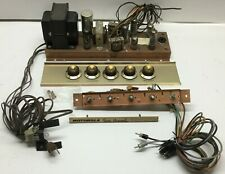 Very Nice Vintage Motorola HS-780C Stereo Tube Amplifier-Works Great!