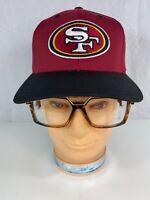 Classic San Francisco 49ers SnapBack Hat Cap Adjustable NFL Men's