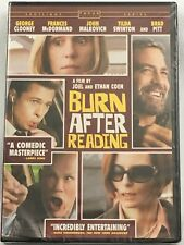 Burn After Reading (DVD, 2008) George Clooney, Brad Pitt, John Malkovich Swinton