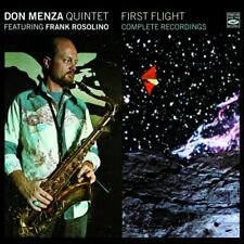 Don Menza Quintet - First Flight / Fresh Sound Records 2cd (Free Shipping)