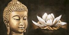 Buddha Buddhism Fashion Diamond Painting Full drill Embroidery Lotus Flower 3832