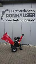 Holzhäcksler JUMBO HD-12 Benzin-Holzschredder Mit Anhängerkupplung ???