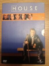 House 1ª temporada 1 DVD Serie TV