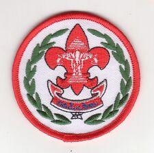 Boy Scout LAOS abroad (USA) Erawan Award, highest rank badge / patch