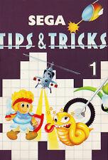 # SEGA Master System Book-Tips & Tricks 1-Top #