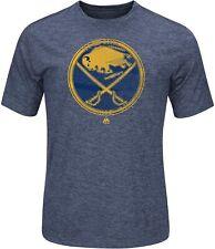 NHL T-Shirt Buffalo Sabres Eishockey Empty Net Synthetic Shirt Majestic
