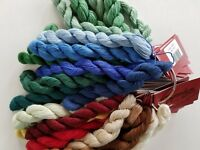 Caron Impressions Silk Wool Thread Solid Colors 36 yd 33m You Choose Your Colors
