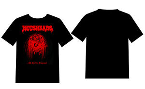 Hetsheads - We Hail The Possessed..., Black Edition (Fin), Shirt