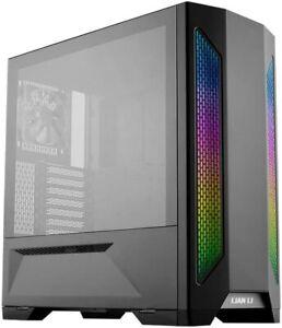 Lian Li Lancool2-X Mid Tower Black Tempered Glass ATX Case-LANCOOL II -X, Black