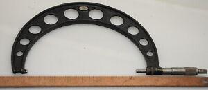 Vintage 'Sonoike Tokyo' Japanese Made 175-200mm Precision Micrometer (INV L433)