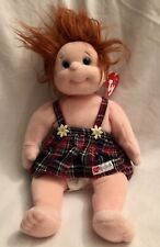 Ginger Ty Beanie Kids Kid Doll New with Tags