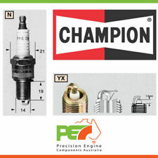 4X New *Champion* Spark Plug For Land Rover Landrover Series 2A Lwb 2.3L