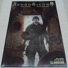 Alan Moore'S Neonomicon #1 San Diego Comic Con (Avatar) Rare Ltd To 1500 (Vf-)