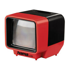 HAMA 1654 HAND HELD 35mm SLIDE VIEWER 3X MAGNIFICATION BATTERY POWERED DB54 5X5