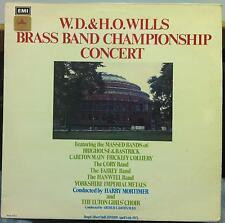 W.D. & H.O. Wills - Brass Band Championship Concert LP Mint- SCX 6541 UK 1973