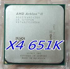 AMD Athlon II X4 651 - 3 GHz 4 (AD651KWNGXBOX) Prozessor