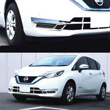 Front Fog Lamp Cover Molding Trim For NISSAN NOTE E12 Hatchback 2016 Upward