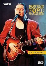 Live in Concert 'Ohne Filter' by Robben Ford (DVD, Apr-2003, In-Akustik)