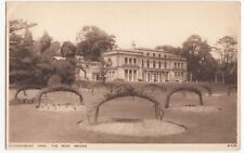 London; Gunnersbury Park, The Rose Arches PPC, 1926 PMK, By Photochrom