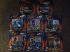 LOT OF 8 2001 NASCAR 1 43RD SCALE DOUBLE PLATINUM DIECAST CARS/EARNHARDT/GORDON