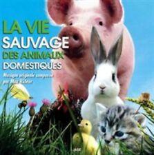 MAX RICHTER (COMPOSER) - LA VIE SAUVAGE DES ANIMAUX DOMESTIQES USED - VERY GOOD