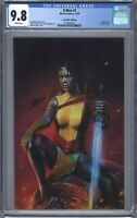 X-Men #1 CGC 9.8 Shannon Maer VIRGIN Variant Comic Mint Edition w/ COA