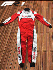 kart racing suit go karting Birel art suit by Fr1 With Free Balaclava -All Sizes